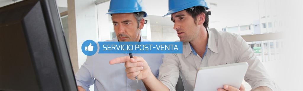 SERVICIO POST-VENTA ConstructoraDCTA